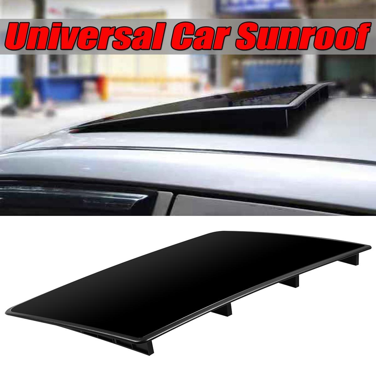 1x Универсальный чехол для крыши автомобиля, имитация крыш для крыши, DIY Украшение для Benz для BMW для Audi для Honda Для Mazad