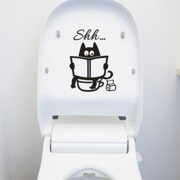 Stickers Toilettes Original
