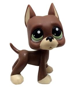 Tienda de mascotas Lps Toys Rare Stands Little Short Hair Kitten Rosa #2291 Grey #5 Black #994 Old Original figura de gatito Collection