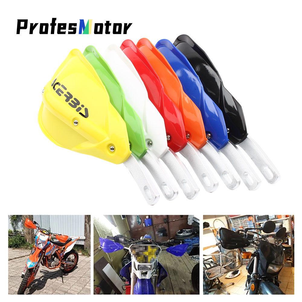 22mm 28mm Motorcycle Hand Guards Handguard Protector For EXCF EXC SXF CR CRF YZ YZF WR KX KXF KLX 125 -530 Motorcycle