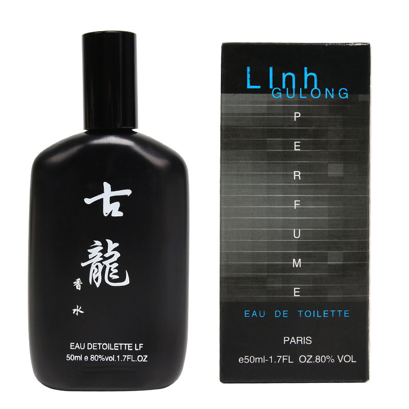 50ml original men's perfume oriental floral and fruity elegant perfume lasting fragrance gift box packaging perfume