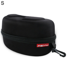 Travel Snowboard Ski Goggles Case Winter Outdoor Skiing Sport Glasses EVA Sunglasses Storage Box Without Goggles