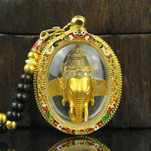 Юго Восточная Азия Таиланд храм Греко буддизма карман талисман