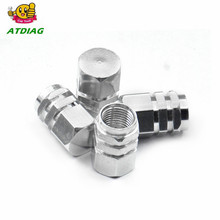 High Quality Automobiles Motorcycles Accessories Auto Replacement Parts Car Wheels Tires Valve Stems Caps Covers cheap Theftproof Aluminum
