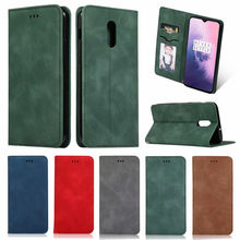 For Oneplus 6 6T 7 Pro Luxury Genuine Leather Wallet Flip Case For iPhone X XI XS MAX 2019 Case For iPhone 7 8 6 6S Plus Cover(China)