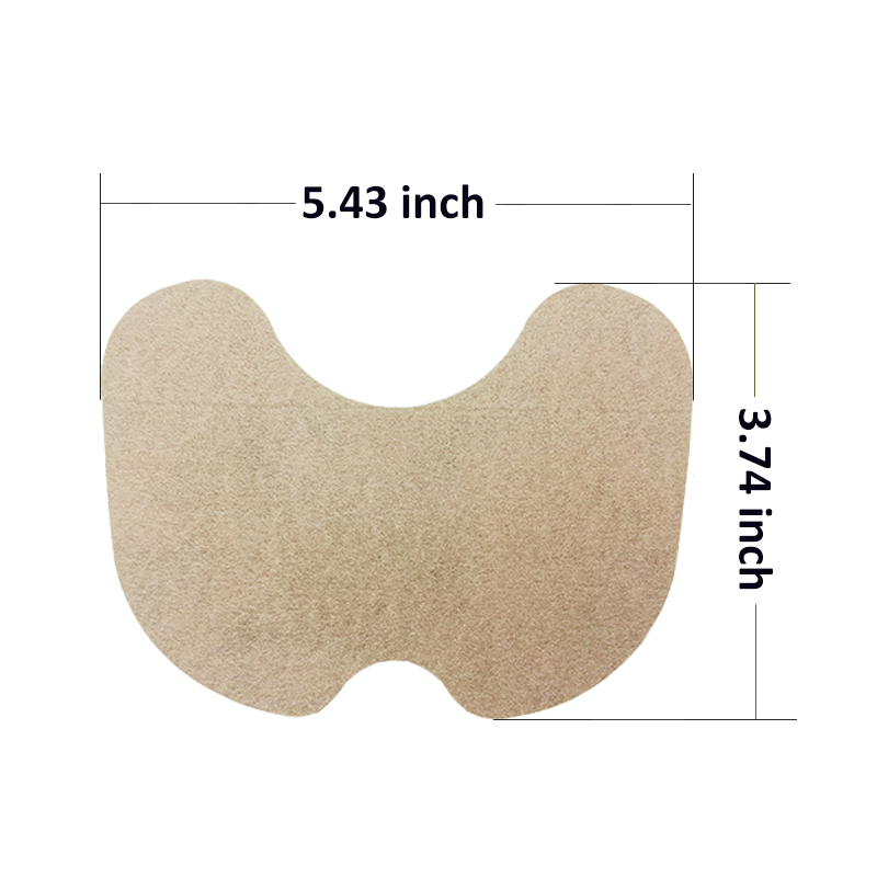 12pcs New Knee Plaster Sticker Wormwood Ginger Extract Knee Joint Ache Pain Relieving Rheumatoid Arthritis Patches A177