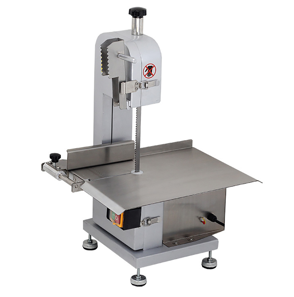 220V Automatic Commercial Bone Sawing Machine Frozen Meat Cutting Machine Frozen Meat Cutter 750W Y