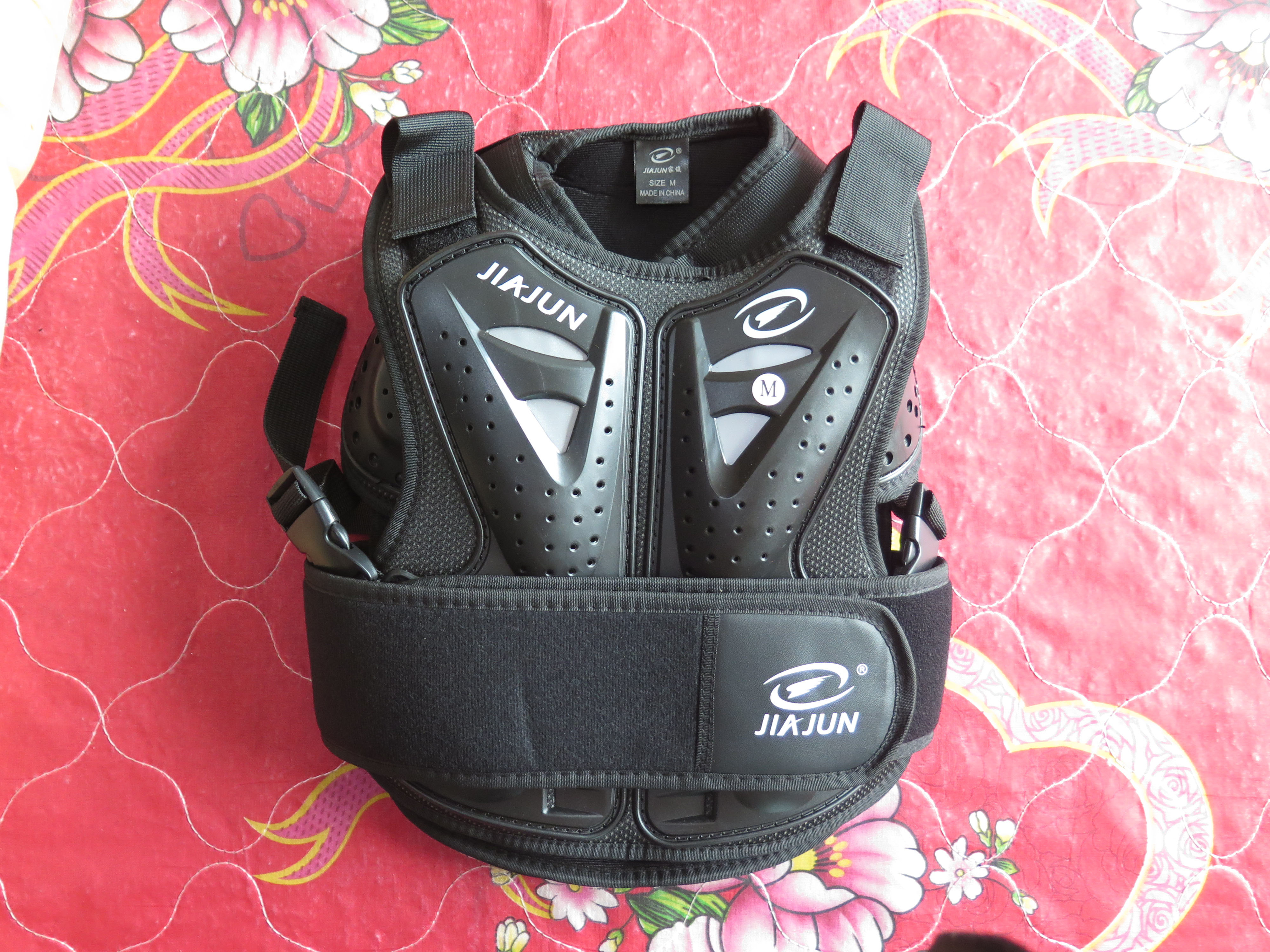 Kids Children/'s Motorbike Protective Motocross Safety Body Armour Chest Protector Guard Jacket Dirt Quad bike Racing Gear Safety Armour