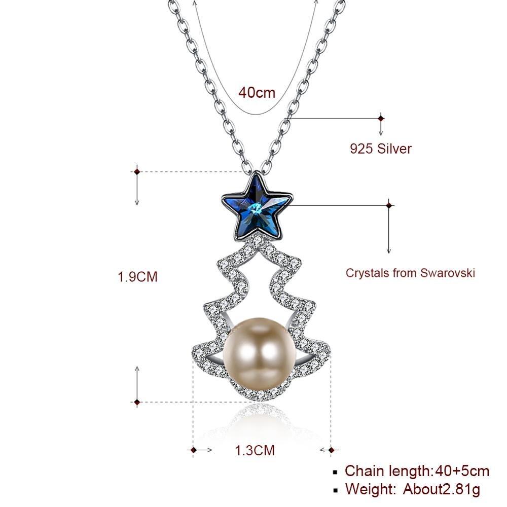 Haute qualité coloré Unitque arbre pendentif mode femmes décontracté luxe collier nouvelle conception