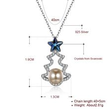 High Quality Colorful Unitque Tree Pendant Fashion Women Casual Luxury Necklace Newest Design