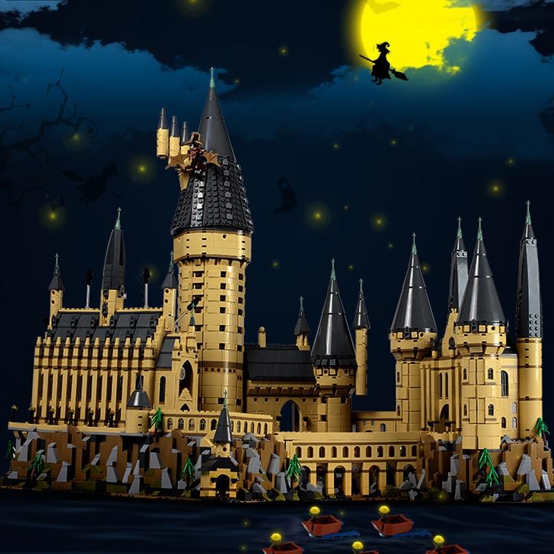 2019 16060 Potter Film Castle Magic Model 6742Pcs Bouwsteen Bricks Speelgoed Compatibel Legoinglys Met 71043 Gift Voor Kinderen - 2