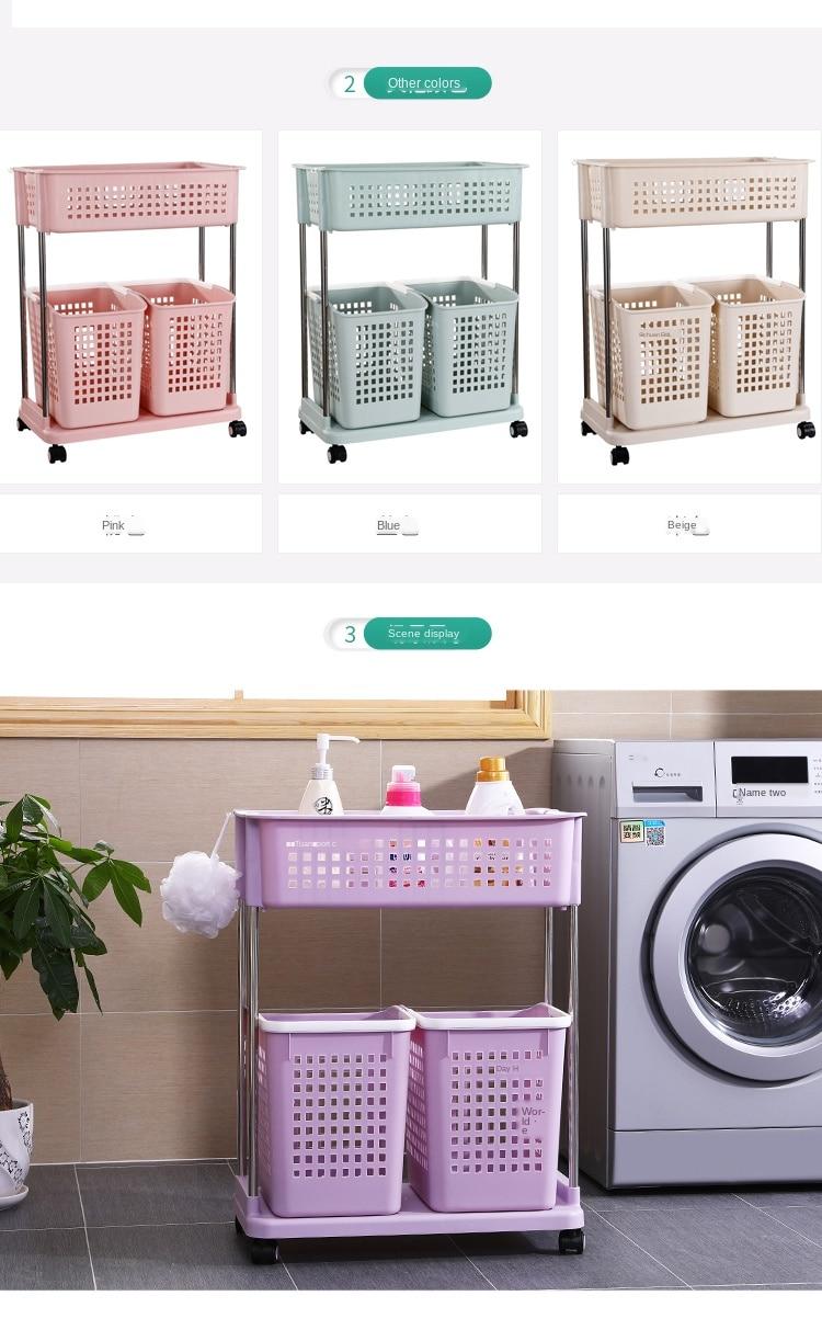Cestos de lavanderia