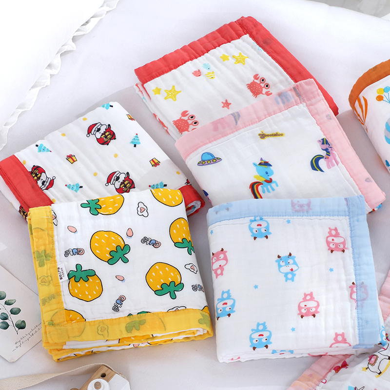 algodao bebe dormir cobertor swaddle respiravel infantil 05