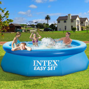 Pools Swimming-Pool Adult Intex Inflatable Family Large Children's Folding-Toys Kids