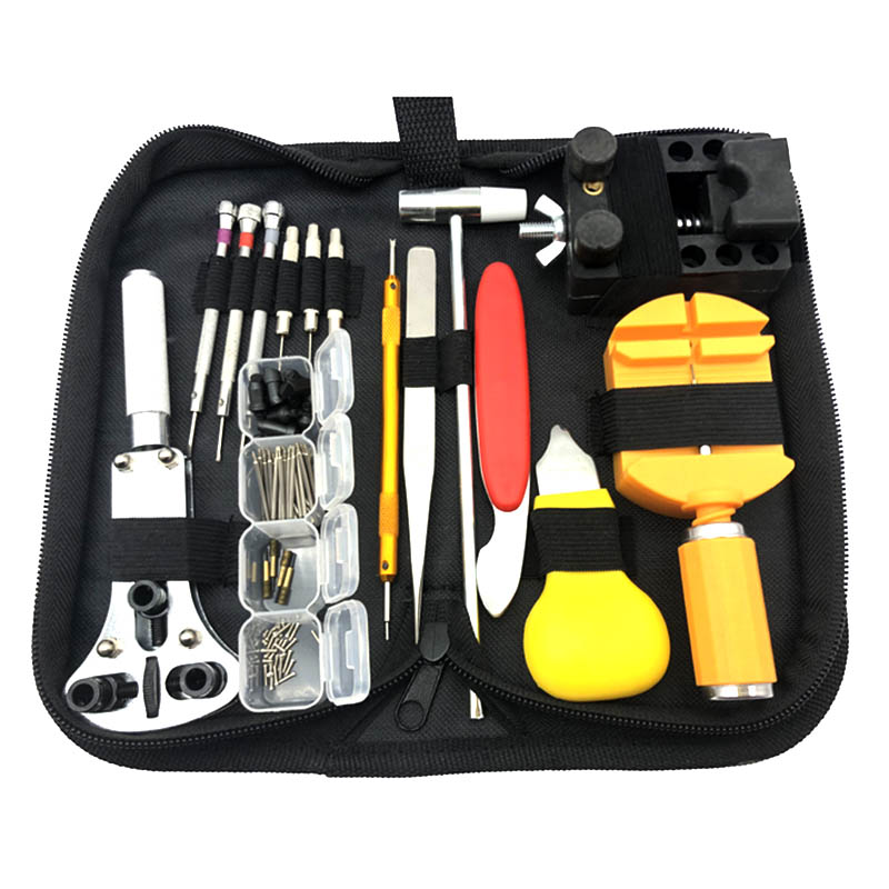 Watch Repair Tool Kit Watch Link Pin Remover Case Opener Spring Bar Remover Horlogemaker Gereedschap Repair Tool Kit