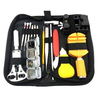 Watch Repair tool Kit Watch Link Pin Remover Case Opener Spring Bar Remover Horlogemaker Gereedschap Repair Tool Kit