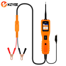 KZYEE KM10 Car Circuit Tester Powerscan Circuit Power Probe Automotive Scanner Car Diagnostic Tool Electrical System Tester
