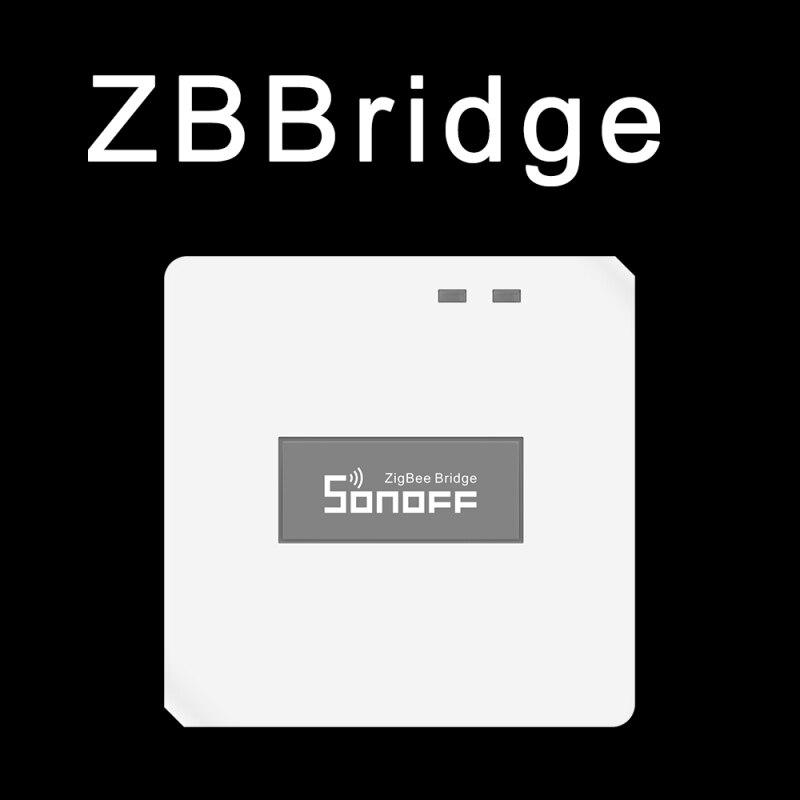 lowest price SONOFF ZBBridge Smart Zigbee Bridge Zigbee 3 0 APP Wireless Remote Controller Smart Home Bridge Works With Alexa Google Home App