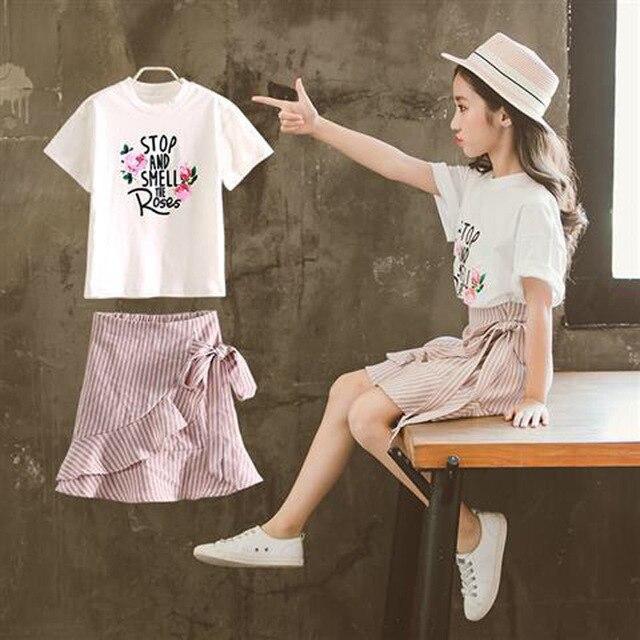 Pantaloni Corti ANUFER 3pcs Ragazza Bambini Set di Abbigliamento Luminoso Giallo Girasole Bambina Outfits Canottiere Fascia per Capelli