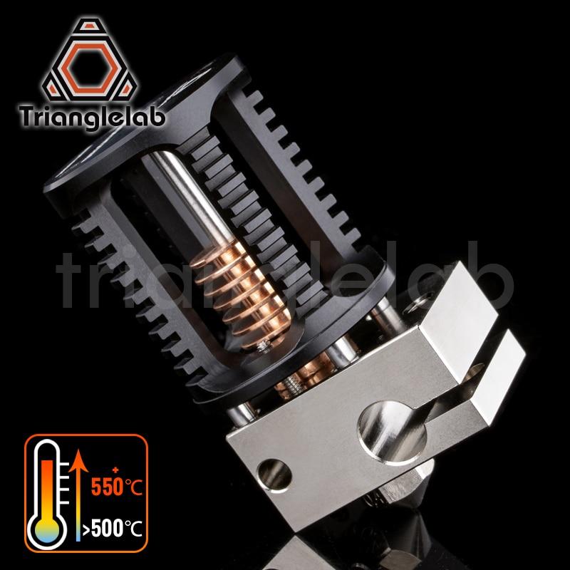 Trianglelab Dragon Hotend супер точный 3D-принтер Экструзионная головка совместима с V6 Hotend и mosquito Hotend адаптером title=
