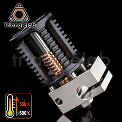 Trianglelab Dragon Hotend Super Precisie 3D Printer Extrusie Hoofd Compatibel Met V6 Hotend En Muggen Hotend Adapter