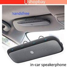 TZ900 Wireless Bluetooth Car Multipoint Speaker Visor Clip Handsfree Calling Car