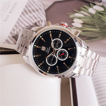 Hot Luxury brand Automatic Mechanical Men Women TAG Heuer- Watch Boutique Ladies Wristwatches Watches Waterproof 5
