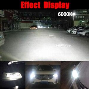 Image 5 - مصباح أمامي للسيارة, طقم زينون عالي السطوع تيار متردد + لمبة 55 واط H1 H3 H7 H8 H9 H11 880 881 9005 9006 9012 12 فولت مصباح أمامي للسيارة مصباح الضباب 6000K