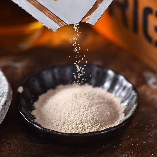 Fermento instantâneo alto glucosetolerance ativo do fermento seco do pão do bloco 55g / 10 para fontes do cozimento da cozinha do pão
