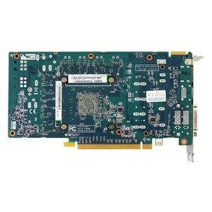 Видеокарты SAPPHIRE HD 7850 2GB видеокарты GPU AMD Radeon HD7850 2GB видеокарты 256Bit Настольный ПК Компьютерная игровая карта HDMI видеокарта