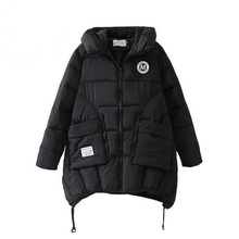 New Women Winter Coat Warm Winter Thick Hooded Parka Womens Bio Down Jackets Female Overcoat High Quality women winter jacket