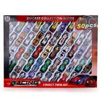 32/50 PCS Kinder Mini Legierung Diecast Auto Modell Racing Auto Fahrzeuge Spielzeug für Jungen Kinder Partei Liefert Weihnachten Geburtstag Geschenke