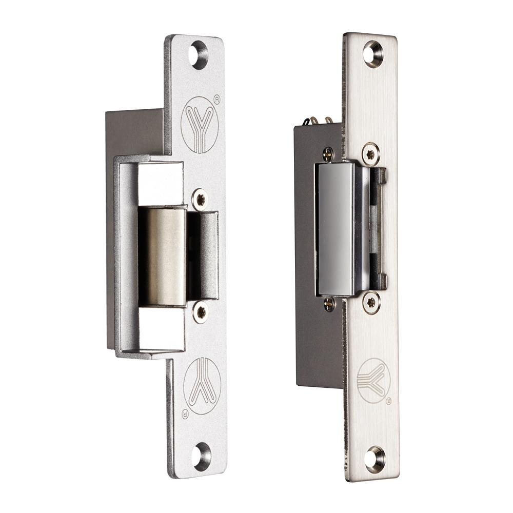 YS130 YS131Normal Narrow Fail safe Fail Secure Access Control System Electric Strike Door Lock