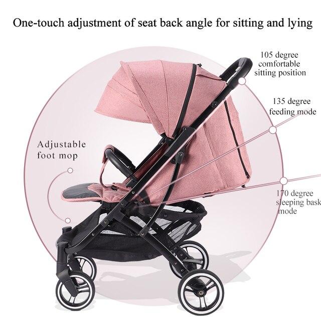 Stroller Bayi Lipat Portable  3