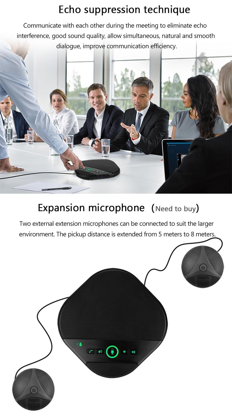 wireless conference speaker