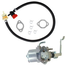 Gasket Carburetor kit Shut off valve Clamp For Subaru Robin EX30 For Honda GCV 160 For Mikuni