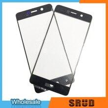 10 pçs frente lcd exterior lente de vidro substituição para nokia 2 3 3.1 5 5.1 x5 6 6.1 7 8 plus painel toque vidro