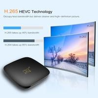 Set-Top-TV Box Android 10,0 3D 4K TV Box Dual-WiFi 2,4G/5G & bluetooth Unterstützt 4K HD Auflösung 3D Filme 5V/2A Set Top Box