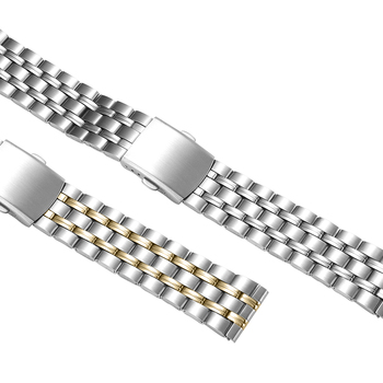 stainless steel bands for samsung galaxy watch s5 42mm 46mm watchbands gear sport s2 s3 s4 milanese loop magnetic buckle strap 22mm 20mm Watch Band Stainless Steel Strap for Samsung galaxy watch 46mm 42mm Active 2 Gear S3 S2 Watchband for Huawei gt 2e