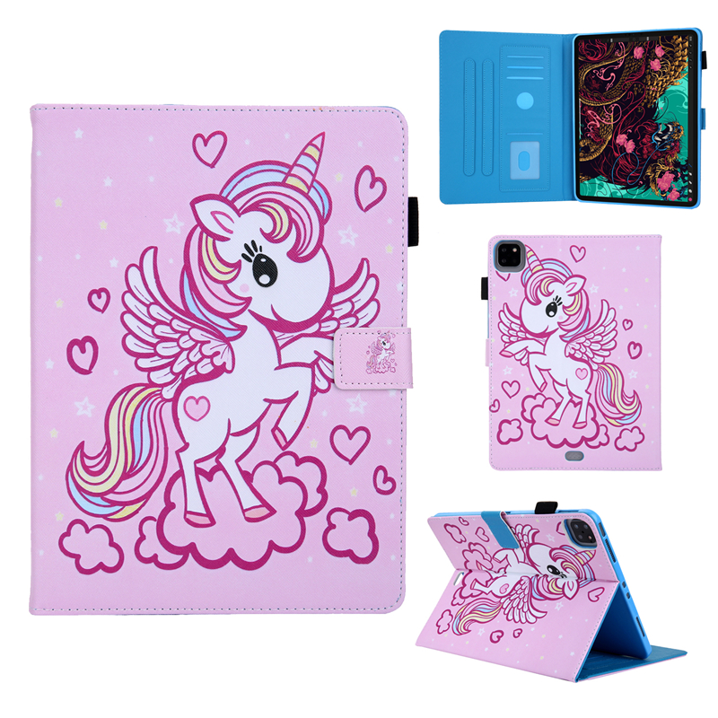 Air Leather Cartoon For 2020 Apple inch Case 10.9 Ipad Air4 Tablet IPad Air Cover For 4