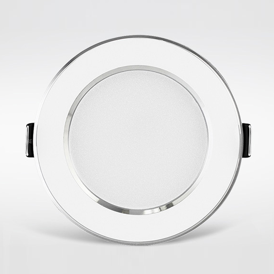 4 pçs lote downlights led 6 w