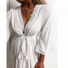 Julys 歌刺繍セクシーなネグリジェサテンレースバスローブ完璧なウェディングブライダルパーティーローブパジャマ女性タオルでバスローブ