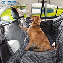Dog Car Seat Cover Mattresses Waterproof Pet Transport Puppy Carrier Car Backseat Protector Mat Car Hammock For Small Large Dogs