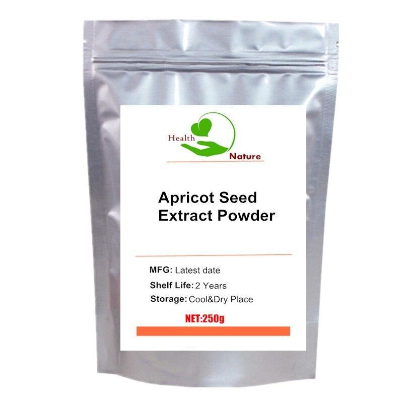 Vitamine B17 pur extrait de graine dabricot amer en poudre