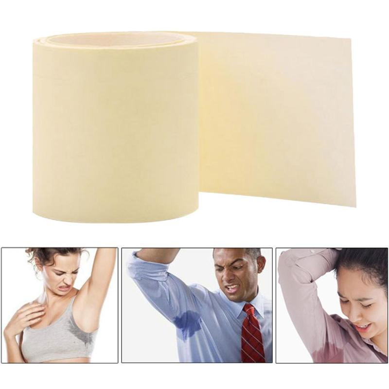 Disposable Armpit Prevent Sweat Pads Transparent Underarm Dry Antiperspirant Sticker Deodorant Anti Perspire Care