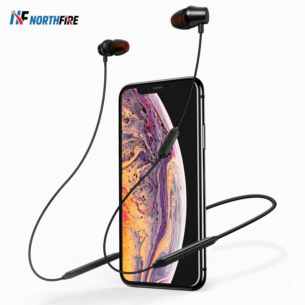 NORTHFIRE Q6 Bluetooth écouteur sans fil avec micro écouteurs stéréo sport Gaming bluetooth écouteur inalambrico ecouteur sans fil