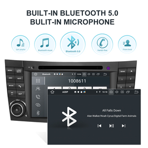 Image 3 - Isudar PX6 Android 10 Two Din Car Multimedia Player For Mercedes/Benz/E Class/W211/E300/CLK/W209/CLS/W219 DVD Player GPS Radio