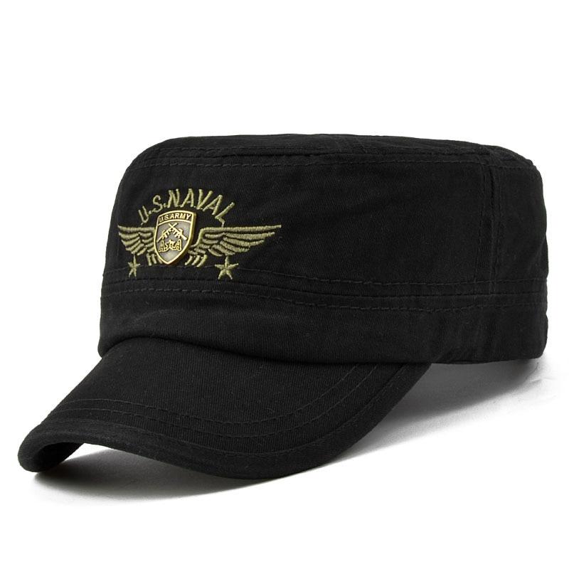 2019 U.S.NAVAL Baseball Cap For Men Army Camouflage Flat Caps Bone Gorras Casquette Military Hat