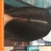 Лидер продаж, кружевные парики, Европейский девственный Кошерный парик из волос, еврейский парик, лучшие парики