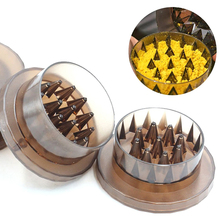 Bait Crusher Grinder For Carp Fishing Brown One Size
